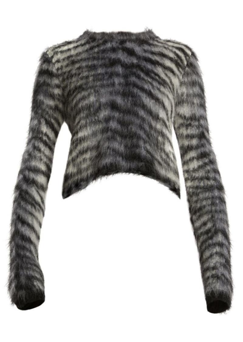 Acne Studios Khangyu Brushed Alpaca Sweater
