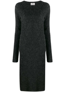 Acne Studios knitted midi dress
