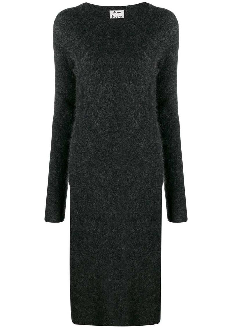 Acne Studios knitted midi dress