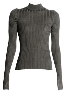 Acne Studios Kulia Merino Wool Turtleneck Sweater