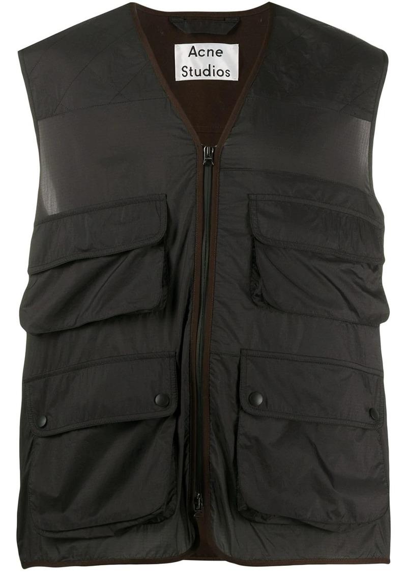 Acne Studios lightweight cargo jacket