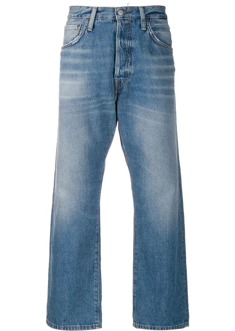 Acne Studios loose fit jeans