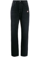 Acne Studios loose fit logo jeans