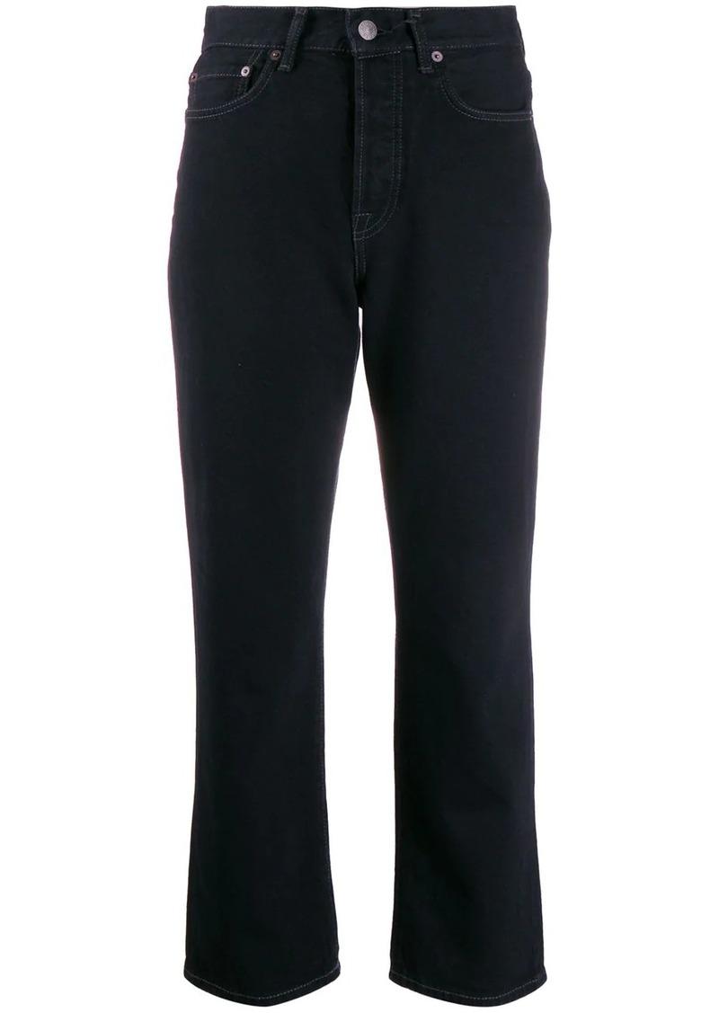 Acne Studios Mece Black Overdye jeans