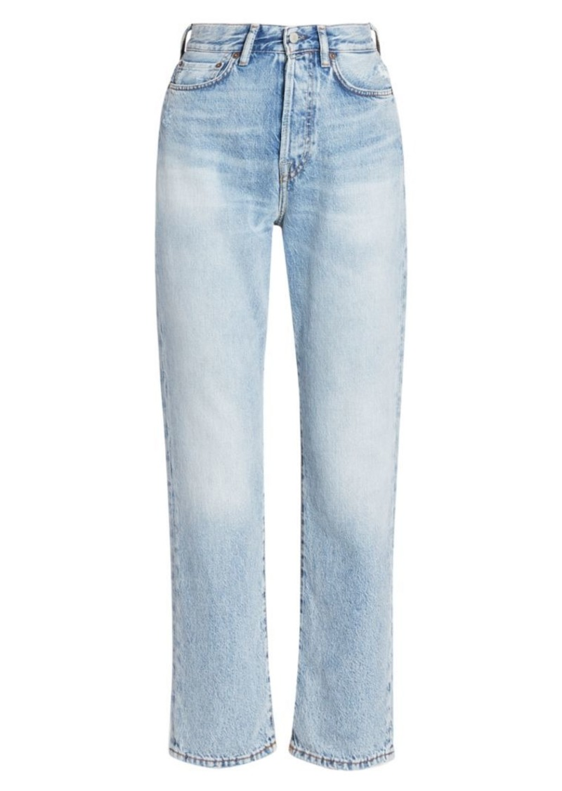 Acne Studios Mece Straight-Leg Jeans