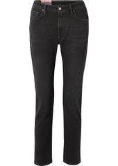 Acne Studios Melk High-rise Skinny Jeans