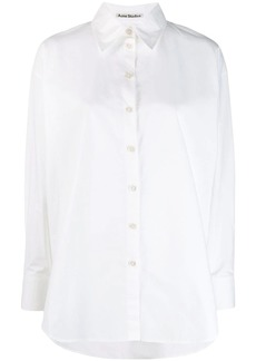Acne Studios menswear inspired oversized shirt