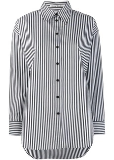 Acne Studios menswear-inspired striped shirt