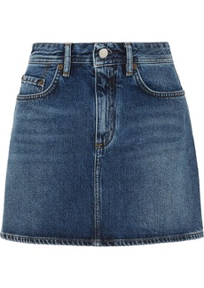 Acne Studios Denim Mini Skirt