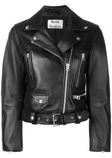 Acne Studios mock motorcycle jacket