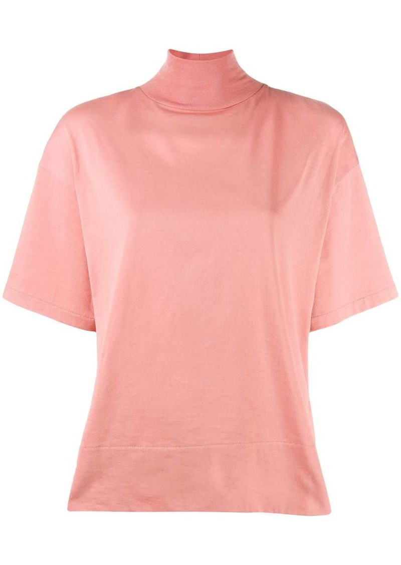Acne Studios mock neck T-shirt