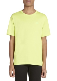 Acne Studios Nash Face Short Sleeve Tee