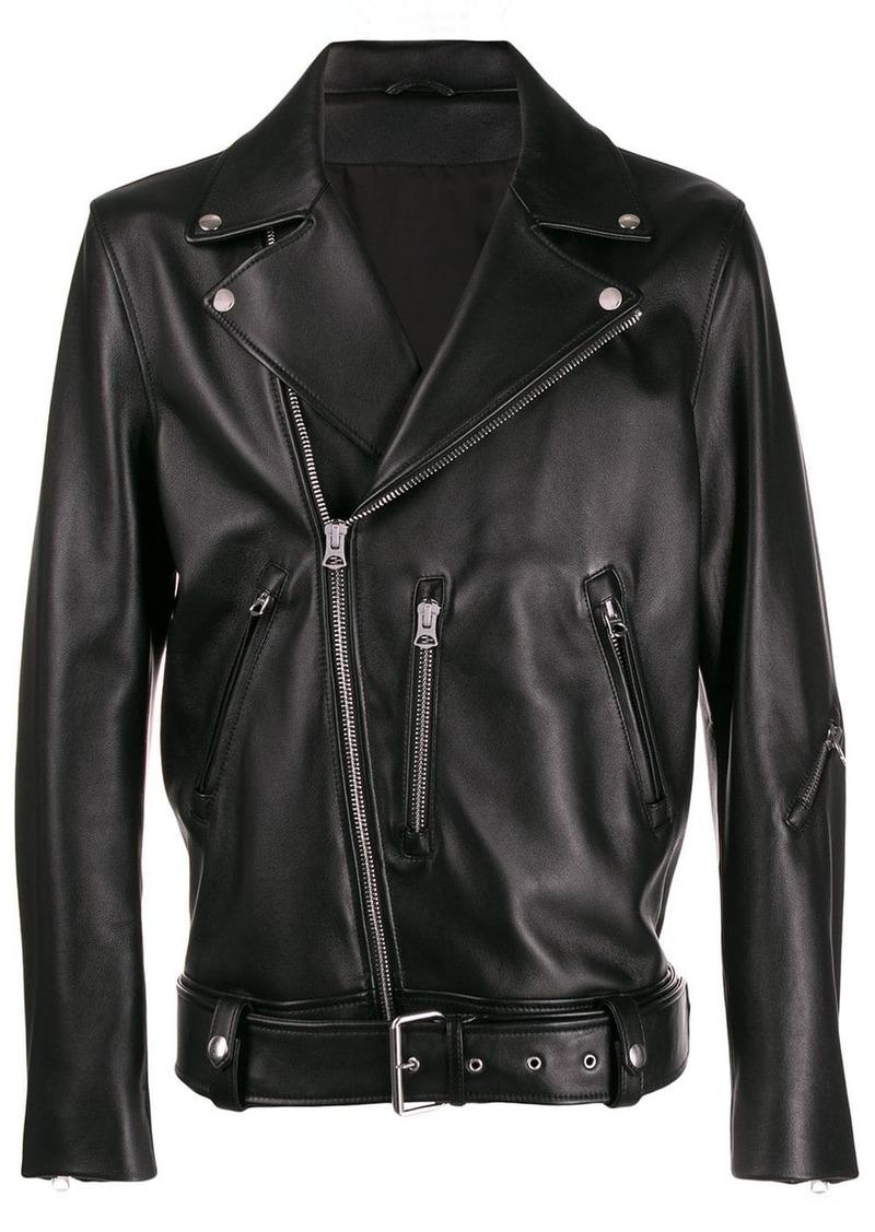Acne Studios Nate Clean biker jacket