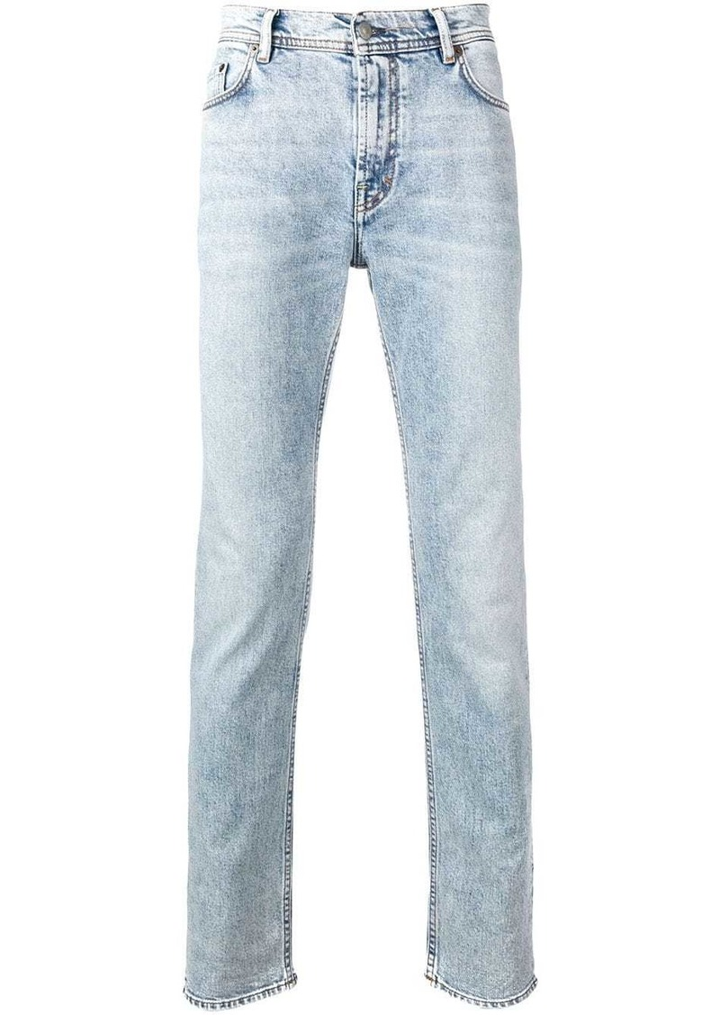 Acne Studios North marble wash jeans