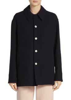Acne Studios Odenna Wool Coat