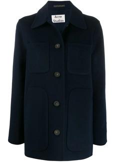 Acne Studios overshirt coat