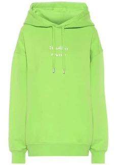 Acne Studios Oversized cotton hoodie