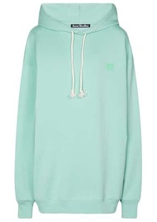 Acne Studios Oversized cotton jersey hoodie