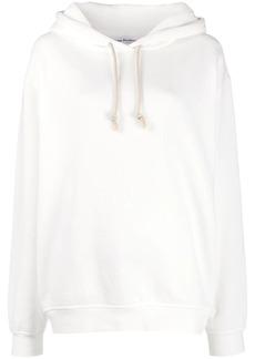 Acne Studios oversized dropped shoulder hoodie