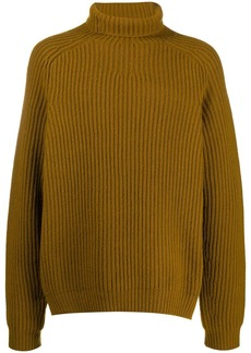 Acne Studios oversized ribbed jumper