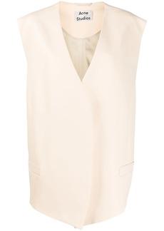 Acne Studios oversized suiting waistcoat