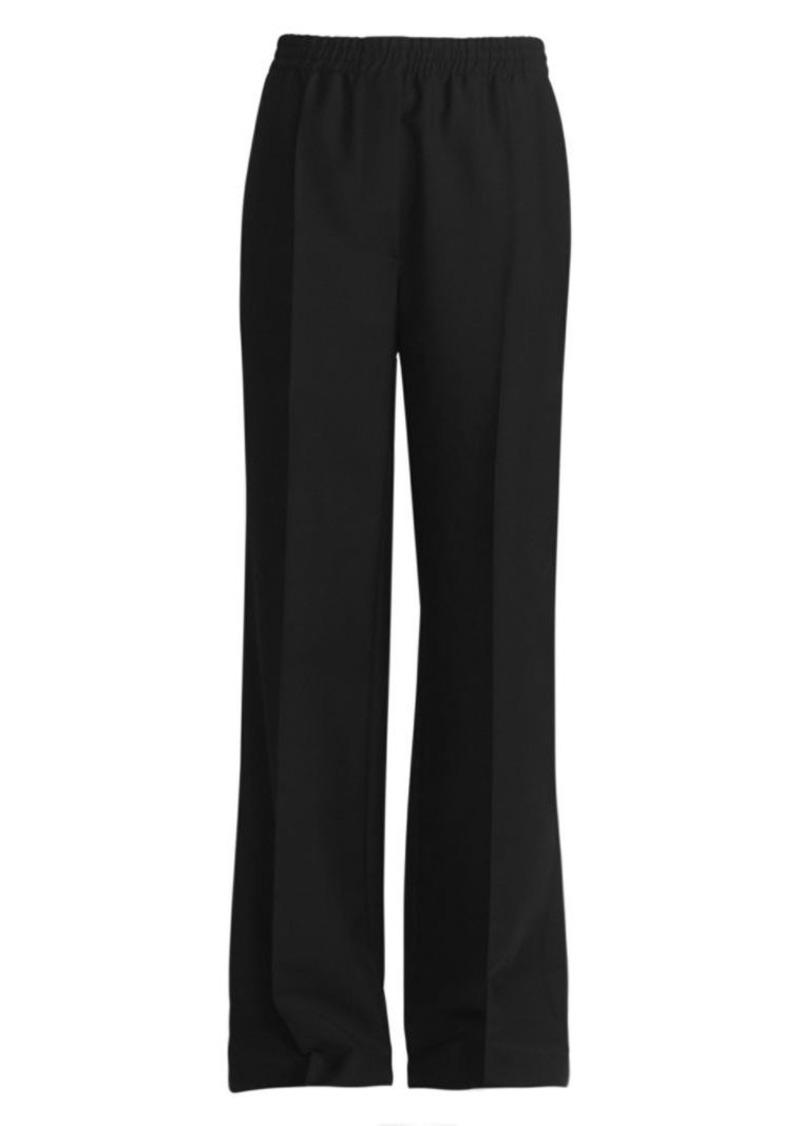 Acne Studios Pammy Wool-Blend Pants
