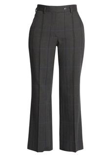 Acne Studios Check Suit Trousers