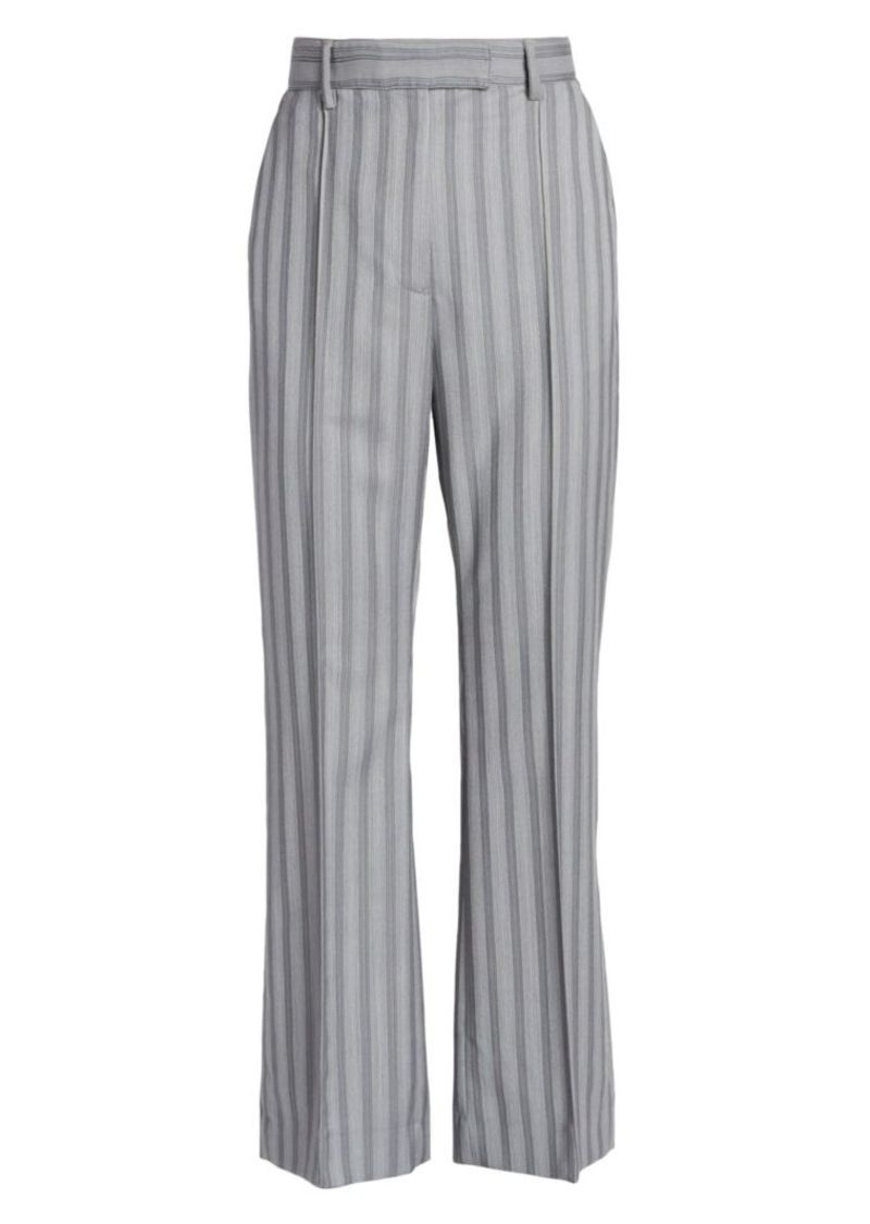 Acne Studios Patrina Pinstripe Trousers