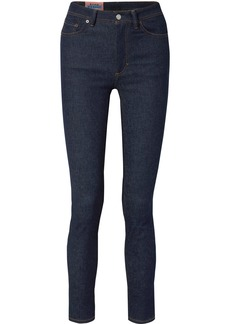 Acne Studios Peg High-rise Skinny Jeans