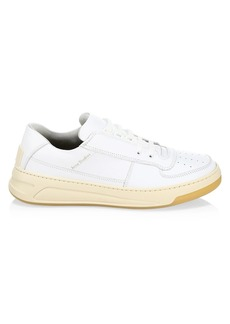 Acne Studios Perey Lace-Up Leather Sneakers
