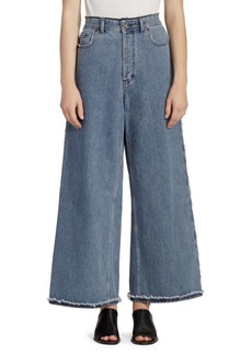 Acne Studios Phelina Denim Trousers