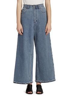 Acne Studios Phelina Denim Trousers