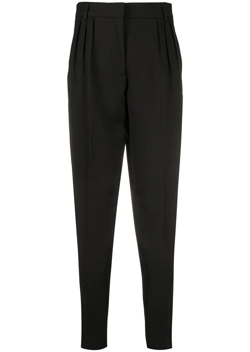 Acne Studios pleated tapered trousers