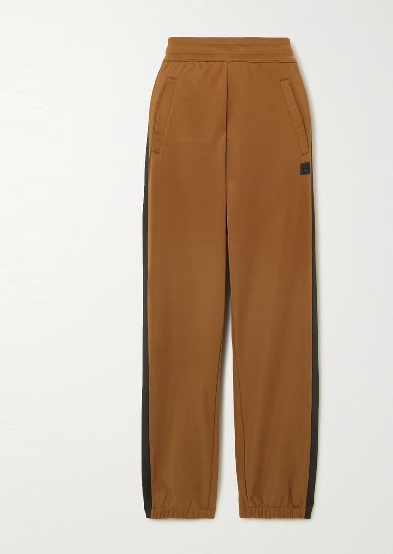 Acne Studios Prescot Face Jersey Track Pants