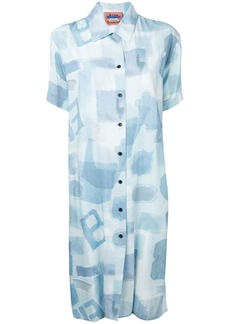 Acne Studios printed shirt dress
