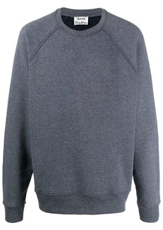 Acne Studios reverse-label sweatshirt