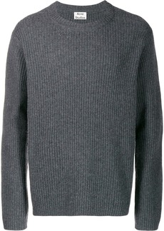Acne Studios ribbed jumper