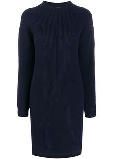 Acne Studios ribbed knit dress