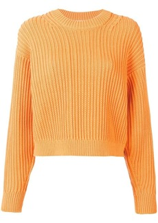 Acne Studios ribbed knit sweater