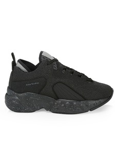 Acne Studios Rockaway Safety Mix Media Sneakers