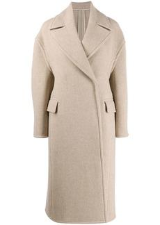 Acne Studios sculptural oversized coat