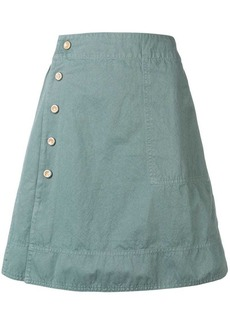 Acne Studios side button skirt