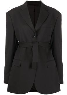 Acne Studios single-breasted jacket