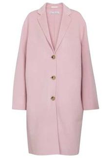 Acne Studios Single-breasted wool coat