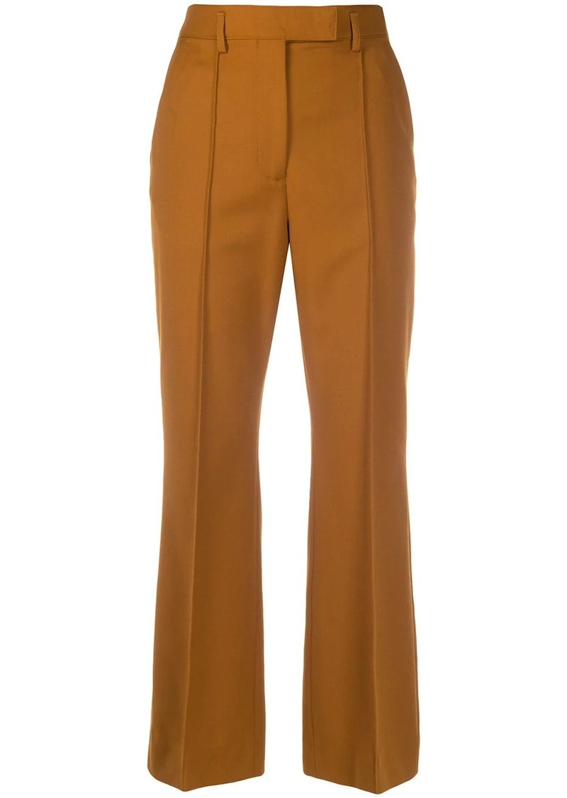 Acne Studios slim piped trousers
