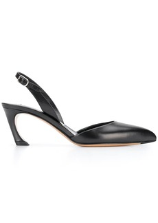 Acne Studios sling-back pumps