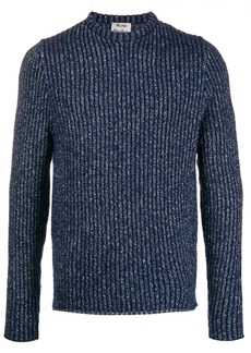 Acne Studios speckled ribbed jumper