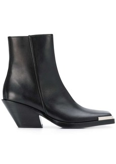 Acne Studios squared toe boots