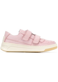Acne Studios Steffey Nubuk leather sneakers