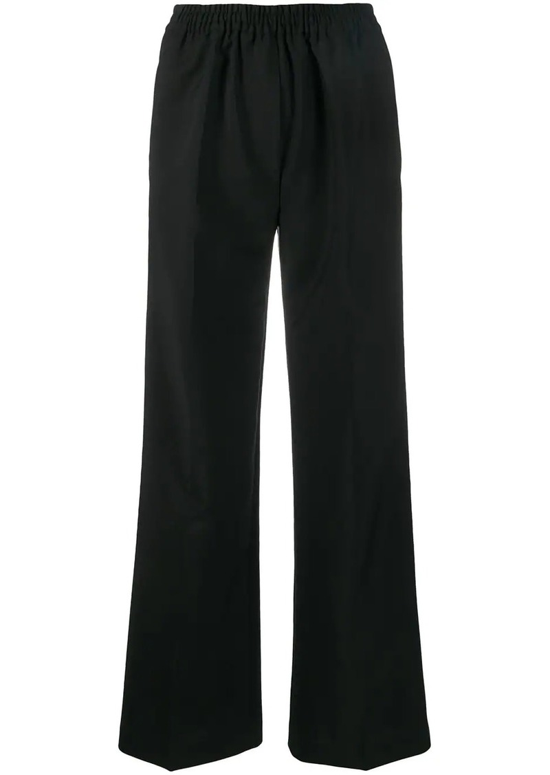 Acne Studios straight fit trousers